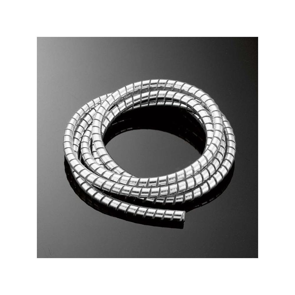 Chromovaný kryt kabelů Highway Hawk 6,2mm