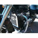Kawasaki VN 900 Vulcan Classic kryt chladiče