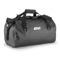 EA 115BK vodotěsná taška GIVI, černá, objem 40 l., rolovací uzávěr, upínací oka