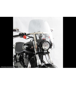 Honda CMX 250 Rebel 1998-2000 Plexi Dreadnought