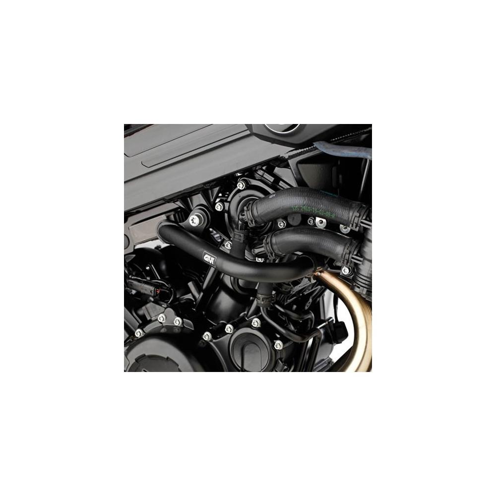 Givi TN 691 padací rámy BMW - F 800 R (09), černé