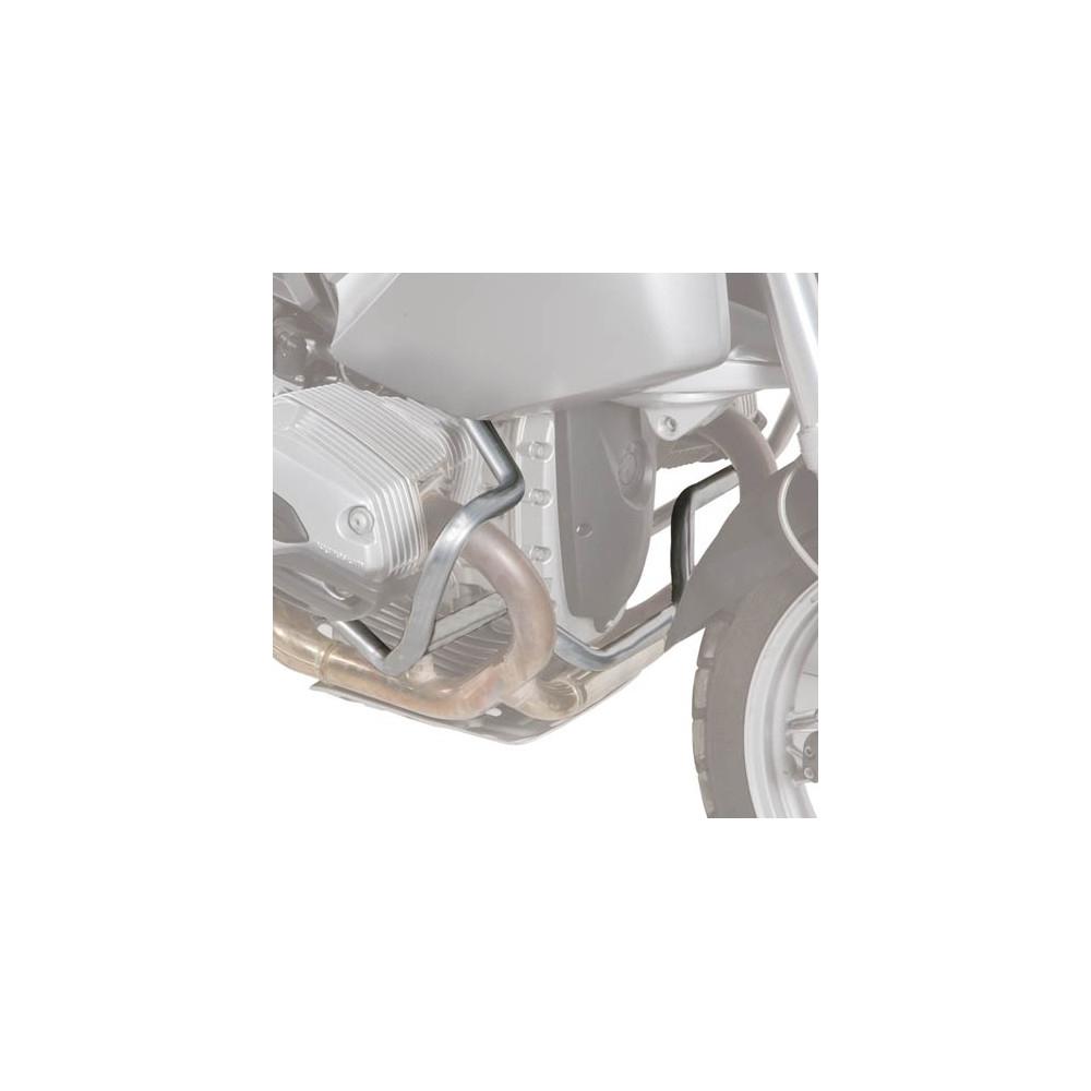 Givi TN 689 padací rámy BMW R 1200 GS (04-12) stříbrné lakované