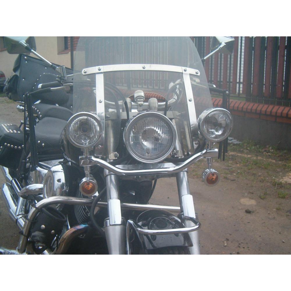 Yamaha XVS 650/1100 Drag Star Custom rampa světel s blinkry