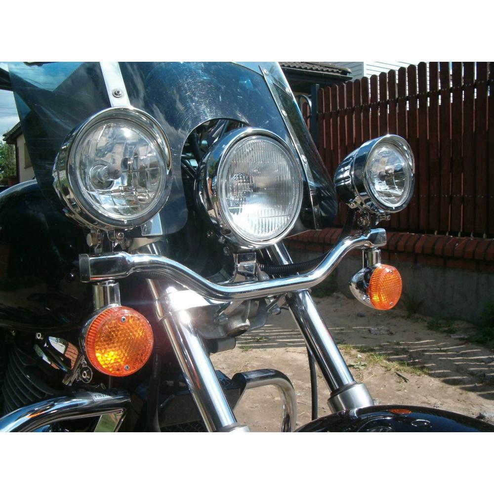 Honda VT1100 Shadow Spirit SC18 rampa světel s blinkry
