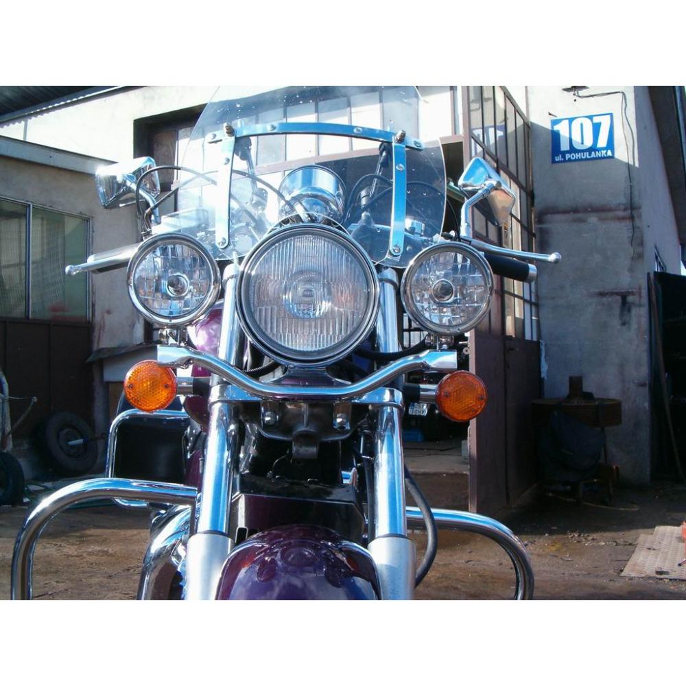 Honda VT1100 Shadow (Ace C2 - SC32) rampa světel