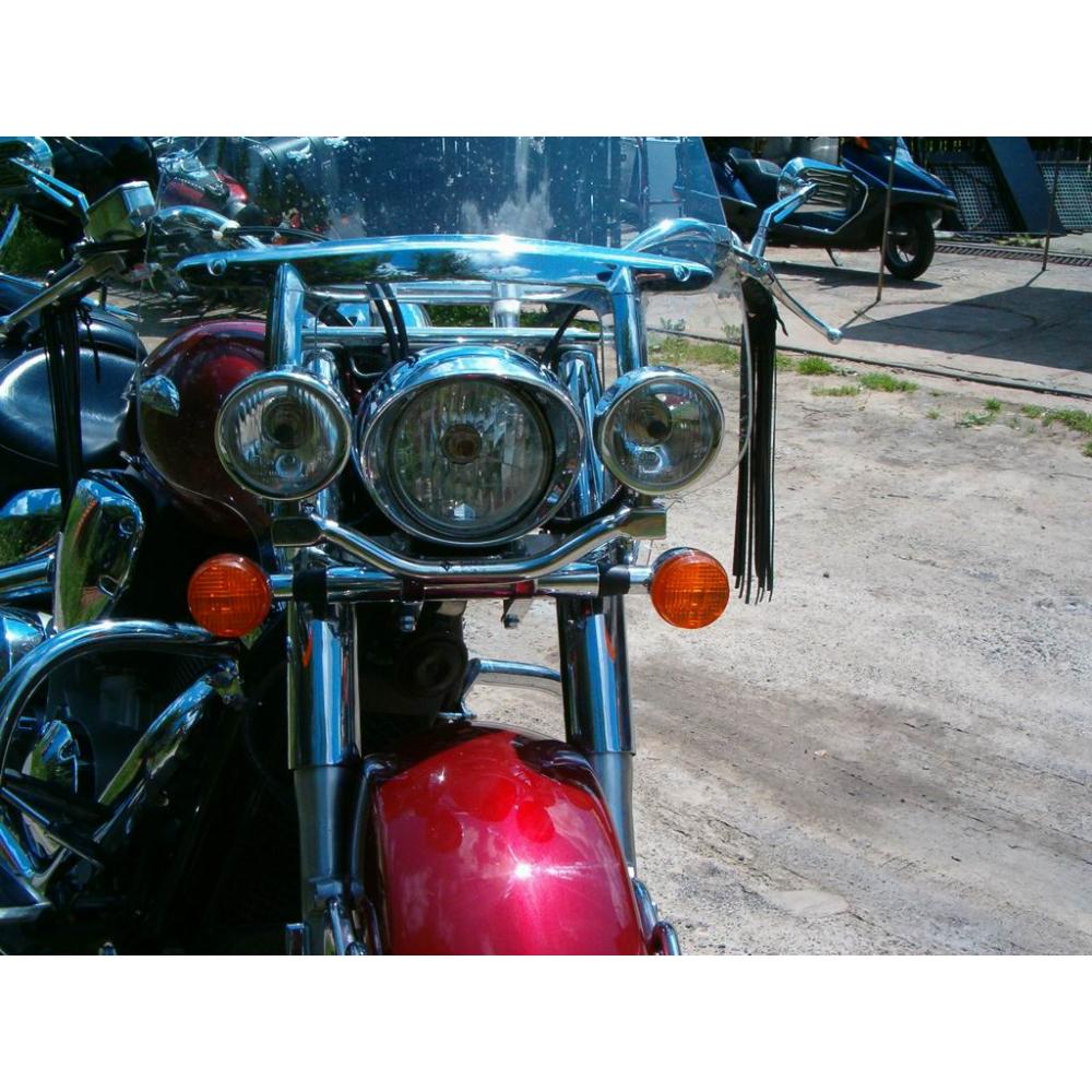 Honda VTX 1300 R, S Retro rampa světel