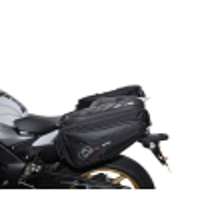 Boční brašny na motocykl OXFORD P50R černé, 50L
