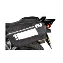 Boční brašny na motocykl OXFORD F1 černé, 45L