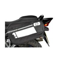 Boční brašny na motocykl OXFORD F1 černé, 55L