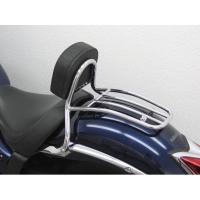 Yamaha XVS 950 Midnight Star 09- opěrka řidiče s nosičem Fehling