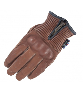 Rusty Pistons RPGLW01 Tribsa gloves London Café vel. S
