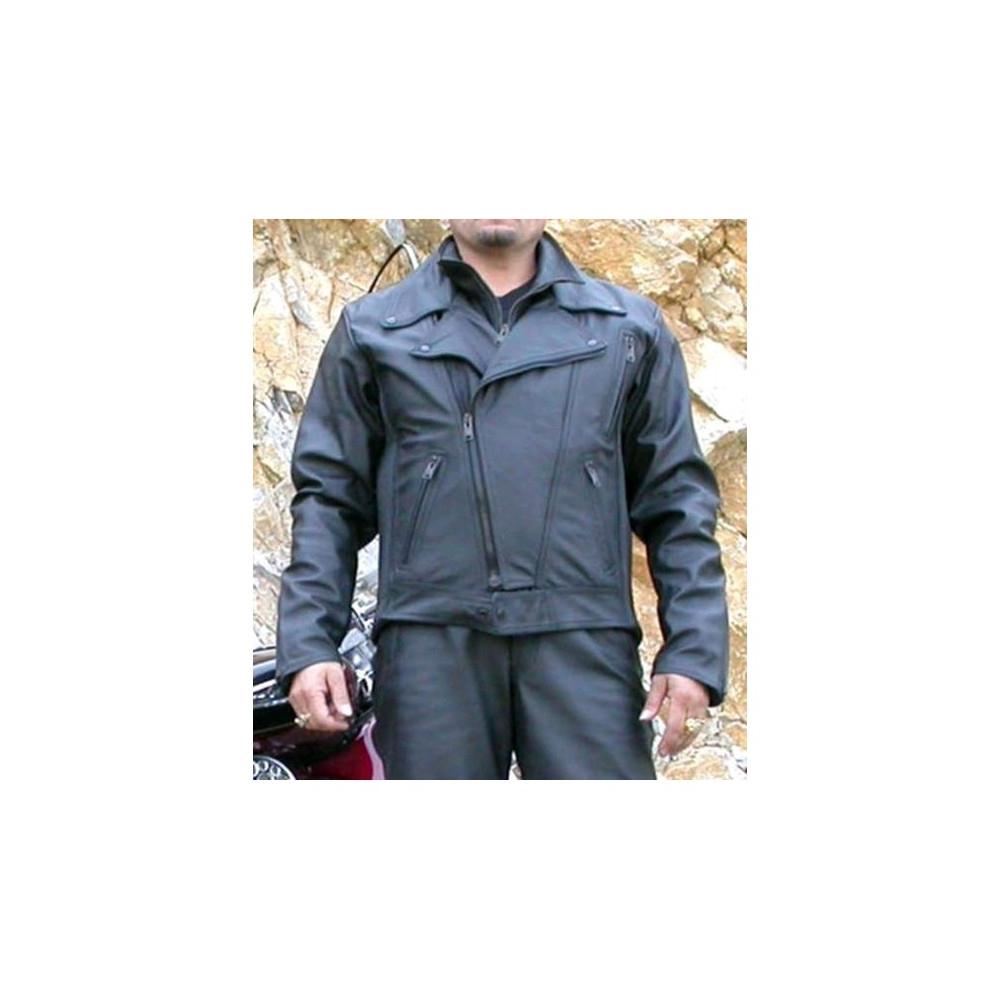 Kožená bunda BIKERS MODE F - K2