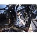 Yamaha Drag Star 1100 kryt rámu - set