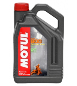 Motul olej 800 2T Factory Line Road Racing 4L