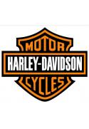 Harley-Davidson padací rámy