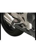 Karbonové kryty výfuku Honda