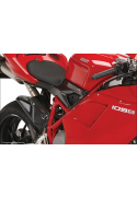 Karbonové kryty výfuku Ducati