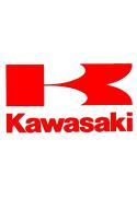 Kawasaki opěrky spolujezdce