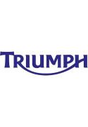 Triumph opěrky spolujezdce