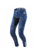 Kevlarové dámské moto kalhoty